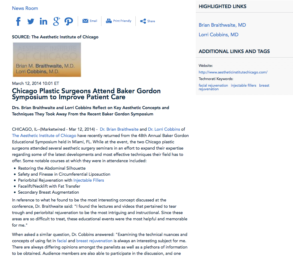 plastic surgeon in chicago, injectable fillers, breast rejuvenation, facial rejuvenation