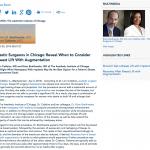 chicago plastic surgeons,breast lift,mastopexy,breast implants