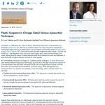 liposuction,chicago plastic surgeon,liposuction results,liposuction techniques